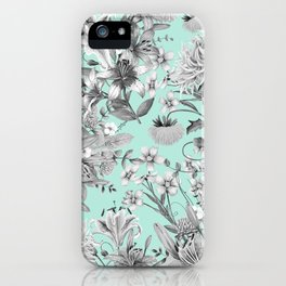 FLORAL GARDEN 6 iPhone Case