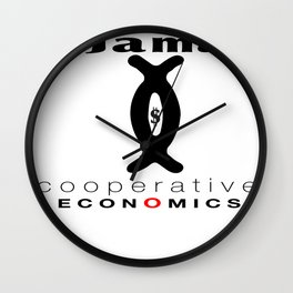 ujamaa = Cooperative Economics Wall Clock