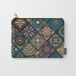 Abstract Design #81 Carry-All Pouch