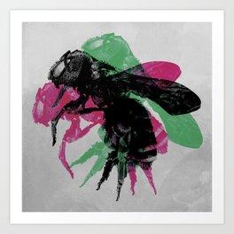 Just bee. pt II Art Print