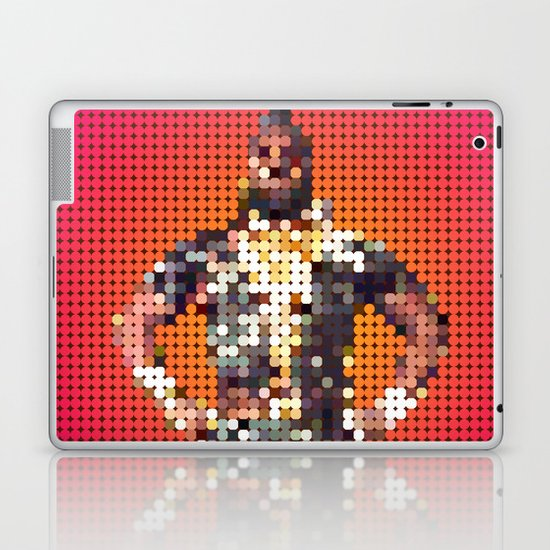Mr. T Bling Laptop & iPad Skin