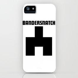 Black Mirror Bandersnatch iPhone Case