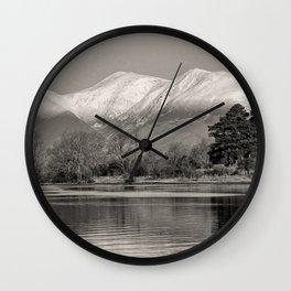 Derwentwater - Lake District Wall Clock