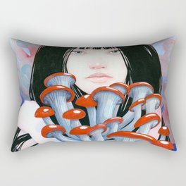 Collective Embrace Rectangular Pillow