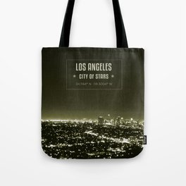 View from Griffith Tote Bag