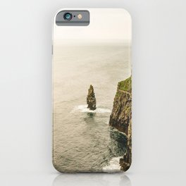 The Cliffs of Moher iPhone Case