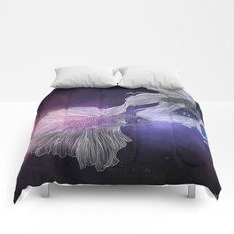 Piscean Yin Yang Comforters