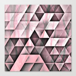 Pink's In Canvas Print