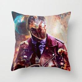 Citizen of the Universe Throw Pillow