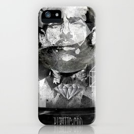 Playing God iPhone Case