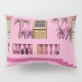 Cape Malay pink house Pillow Sham