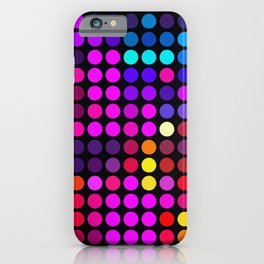 Colorful Day iPhone Case