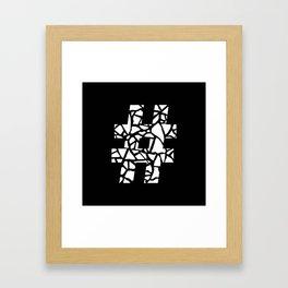 Hashtag #2 Framed Art Print