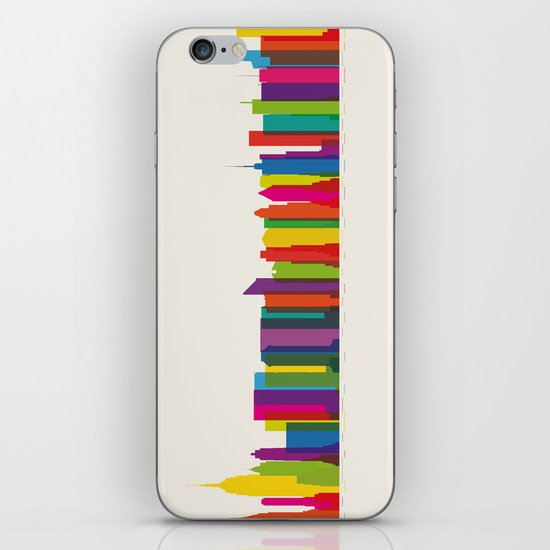Colossal NYC iPhone & iPod Skin