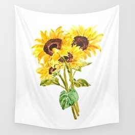 sunflower bouquet 2020 Wall Tapestry