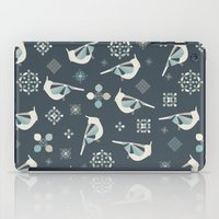 calendars iPad Cases featuring Petit Birds by Poppy & Red