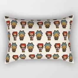 Yo Ho Ho Rectangular Pillow