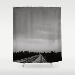 Midwest Storm III Shower Curtain