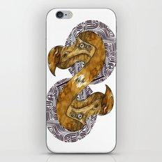 SAINT DODO  iPhone & iPod Skin