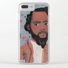 Kamehameha IV Clear iPhone Case