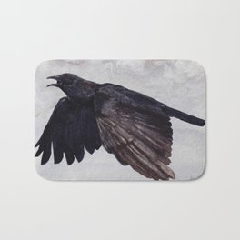 As the Crow Flies Bath Mat
