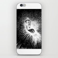 asc 607 - La grande inassouvie (The hanging man orchid) iPhone & iPod Skin