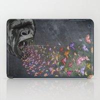 butterflies iPad Cases featuring Butterflies by Paula Belle Flores
