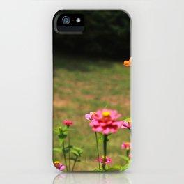 Flower Photography by Martine Destin iPhone Case