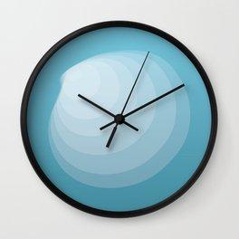 The Shell Wall Clock
