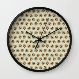 Sprouting Quinoa Wall Clock