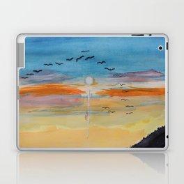 Birds and sunset Laptop & iPad Skin