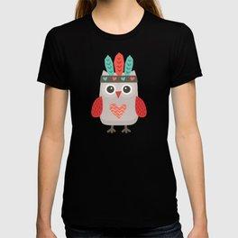 HIPSTER OWLET alternate version T-shirt