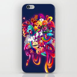 Nothing is what it seems iPhone Skin