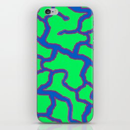 channels iPhone Skin