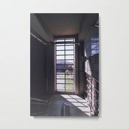 berks, light Metal Print