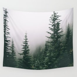 Moody Forest Wall Tapestry