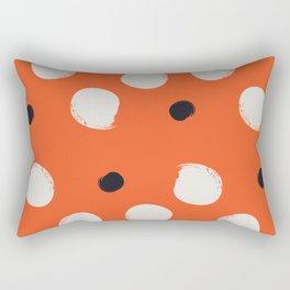 Dark Places - Pattern 1 Rectangular Pillow