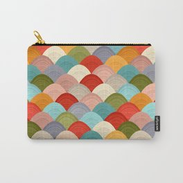 yarn hill dollops summer Carry-All Pouch
