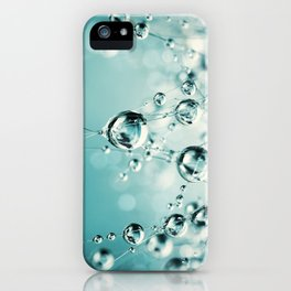 Cactus Candy Blue iPhone Case