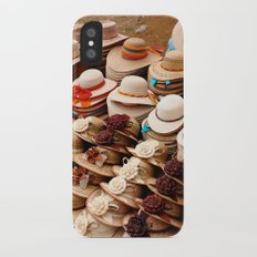 Hats Slim Case iPhone X