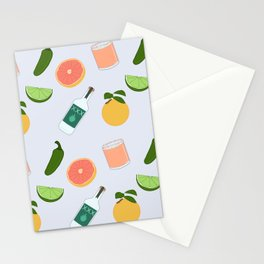 Spicy Palomas Stationery Cards