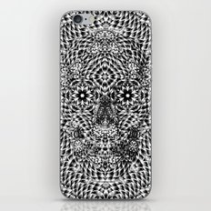 Skull VII iPhone & iPod Skin