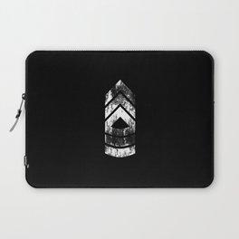 Master Sergeant (weathered) Laptop Sleeve
