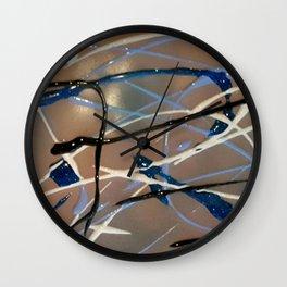 Sauce Sensation Wall Clock