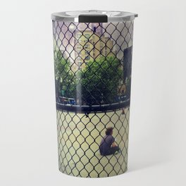 Concrete Jungle Travel Mug