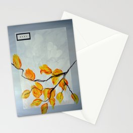 Healed by Fire Stationery Cards