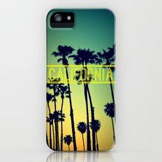 CALIFORNIA Slim Case iPhone (5, 5s)