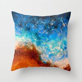 Timelessness - Original Abstract Art by Vinn Wong Throw Pillow