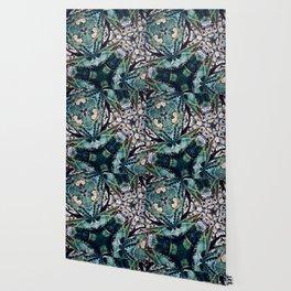 Succulents On Show No 3 Wallpaper