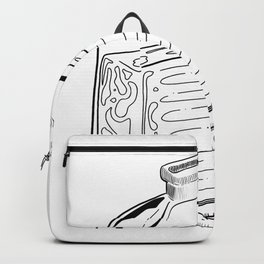 Suppress Backpack